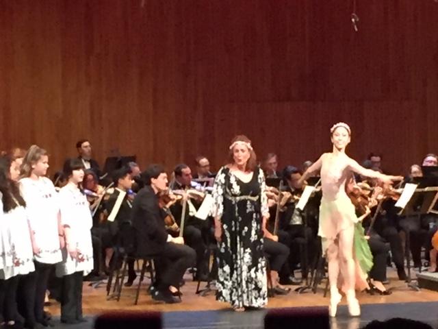 Mendelssohn's  A MIDSUMMER NIGHT'S DREAM. Mendelssohn's  A MIDSUMMER NIGHT'S DREAM.  With Cambridge Symphony.