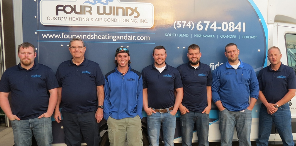 FOUR WINDS SERVICE TECHNICIANS