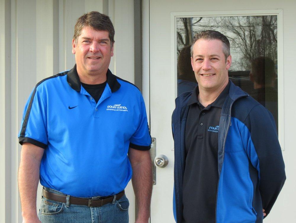 Todd Seiler, President & Scott Swinehart, GM