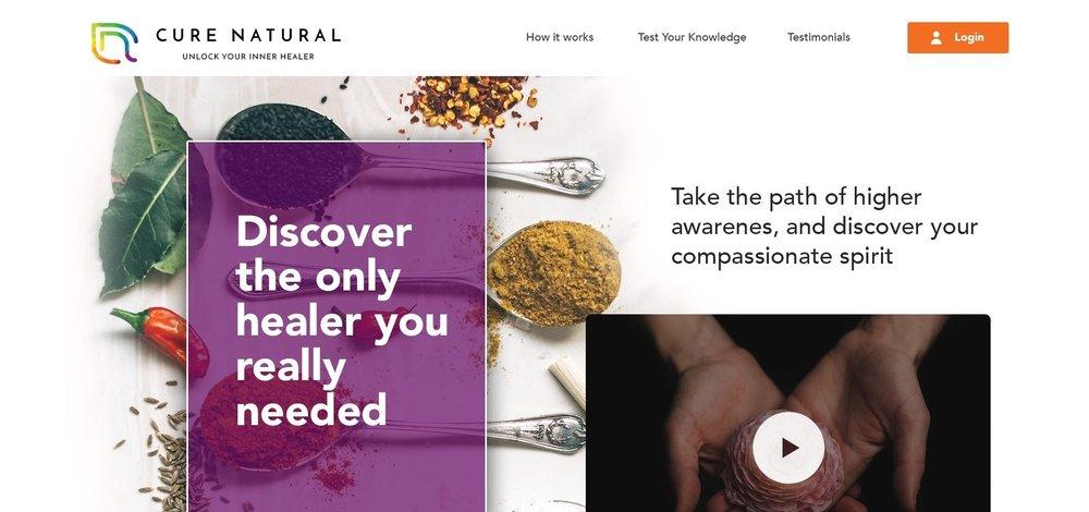 Cure Natural Homepage Mockup.jpg