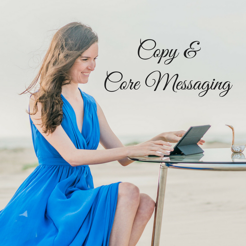 Copy & Core Messaging