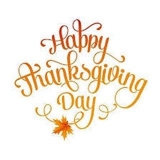 Thankful for our customers today and every day.