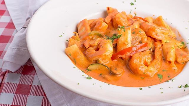 Stay warm this Friday with our Spicy Seafood Diavolo. #bocceitaliankitchen #homemade #italianfood #byob #supportsmallbusiness