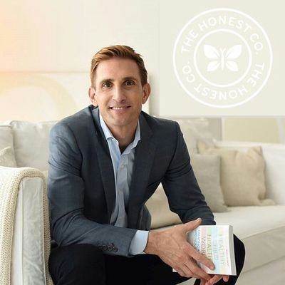The Honest Company Founder Christopher Gavigan -