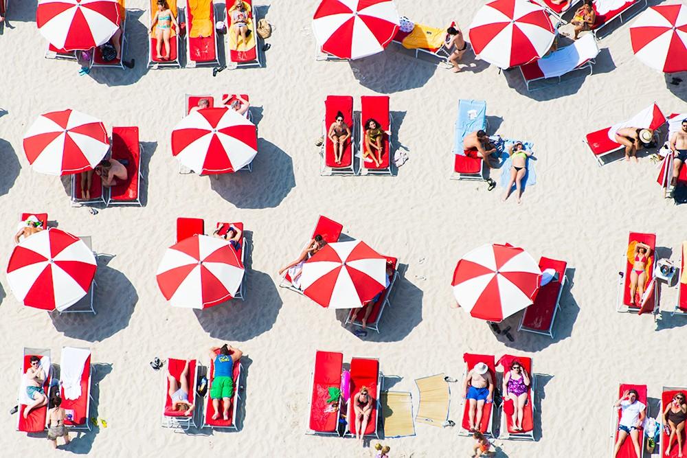 Miami beach, U.S.A.