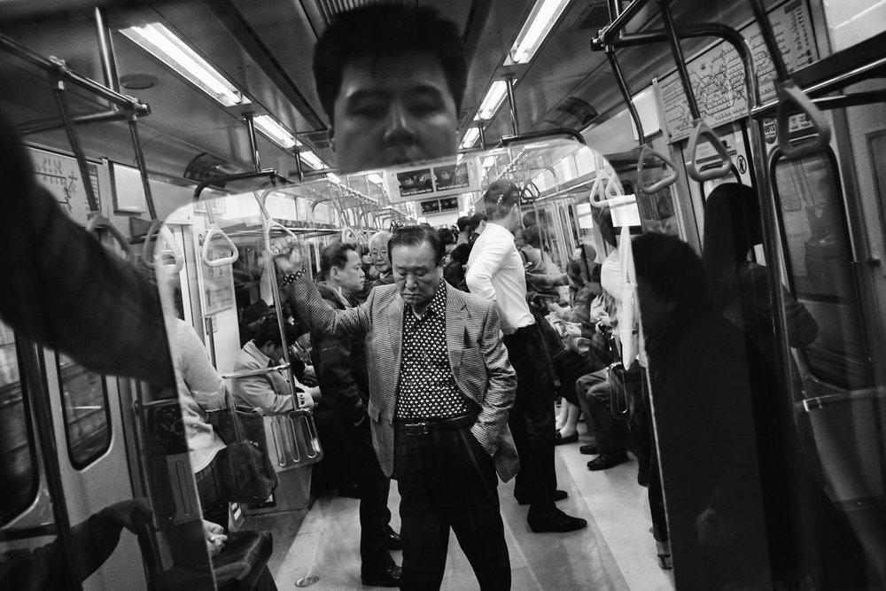 Seoul metro, Korea / by Argus Paul Estrabook