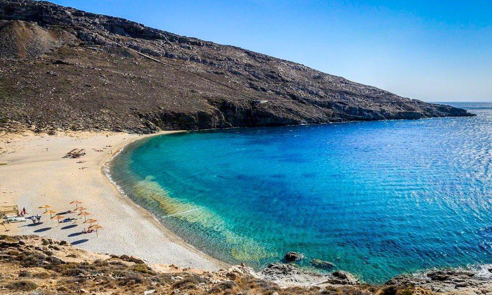 Vagia beach
