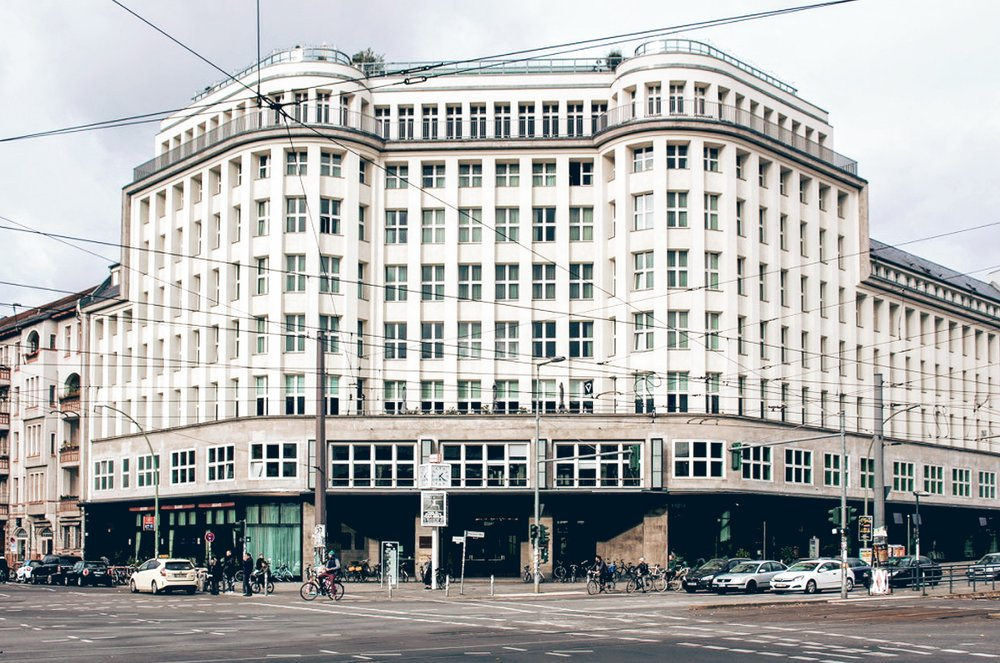 Berlin's Soho-House opened in 2010 at 1 Torestrasse in Mitte district