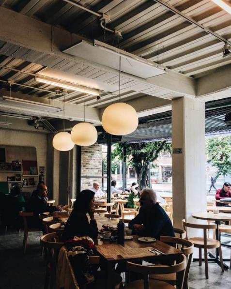 Masa restaurant by Henry Gonzalez