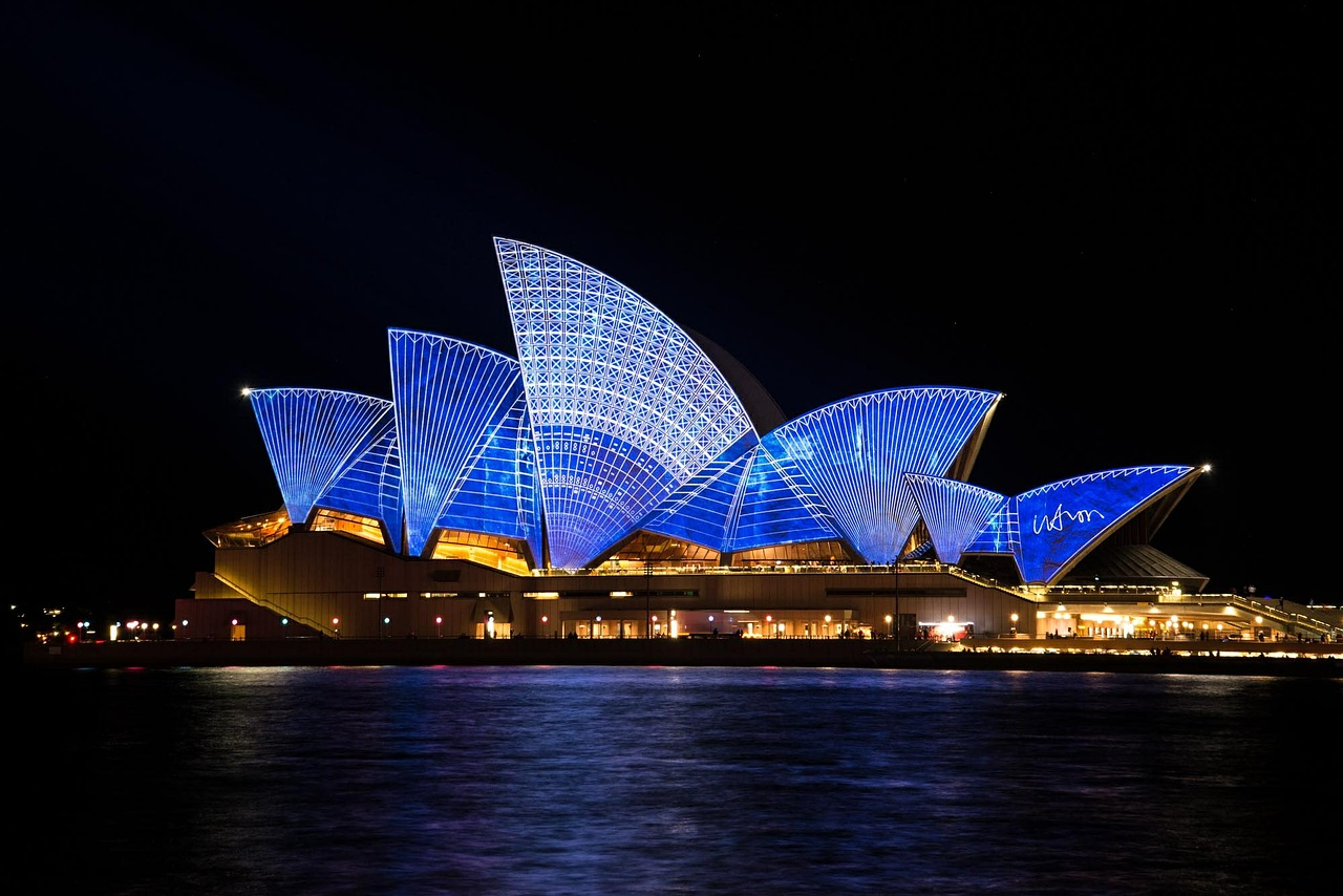 Sydney Opera House, Image by Patty Jansen