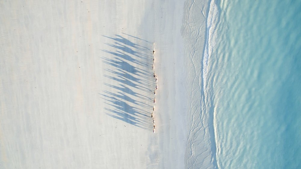 Cable Beach by DragonEye