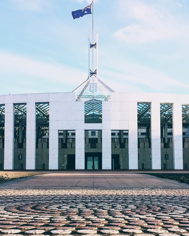 Image by visitcanberra, Source:  https://www.instagram.com/p/BHSq3y3gk3H/
