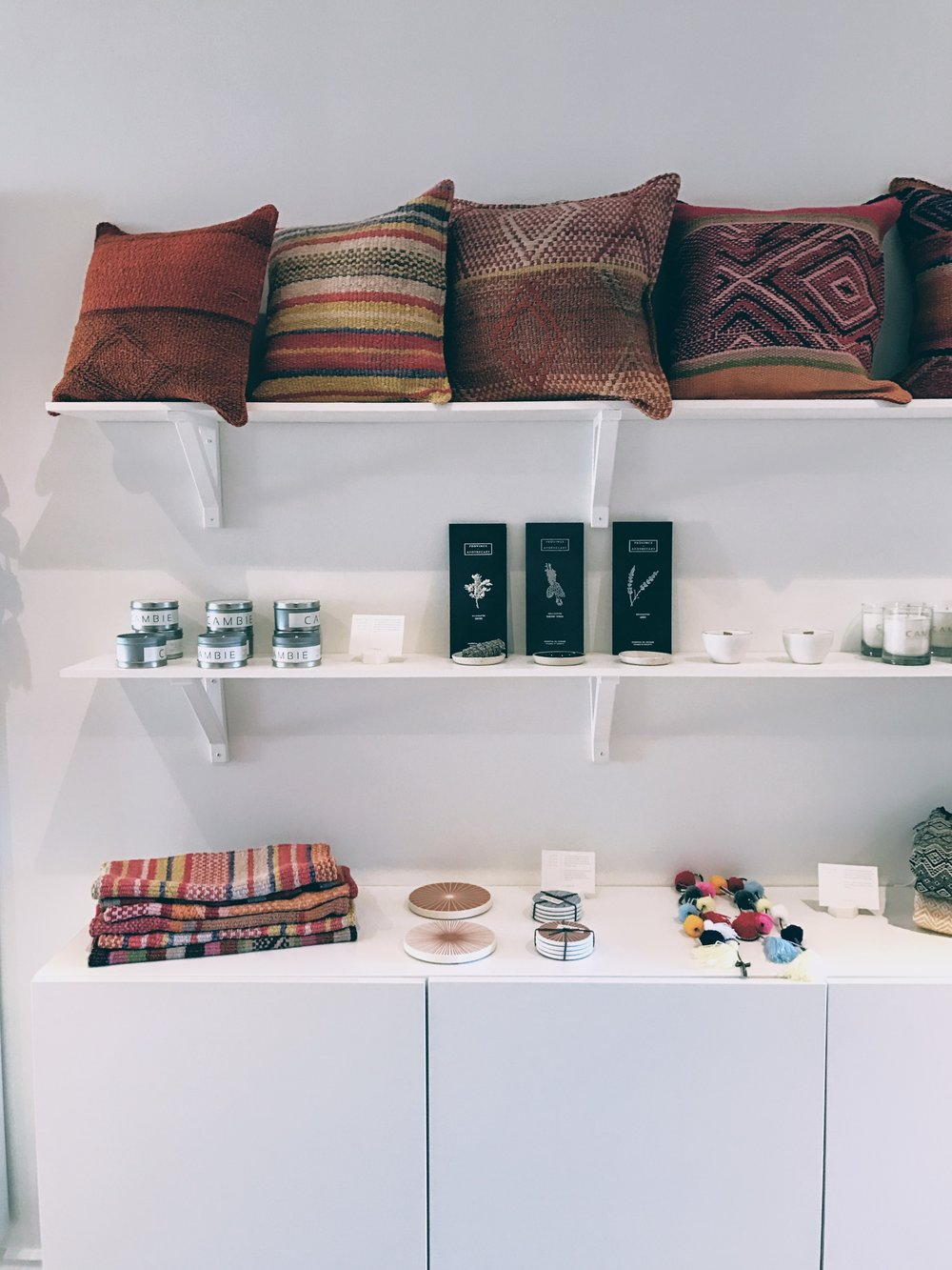 Cambie homeware on Queen St West
