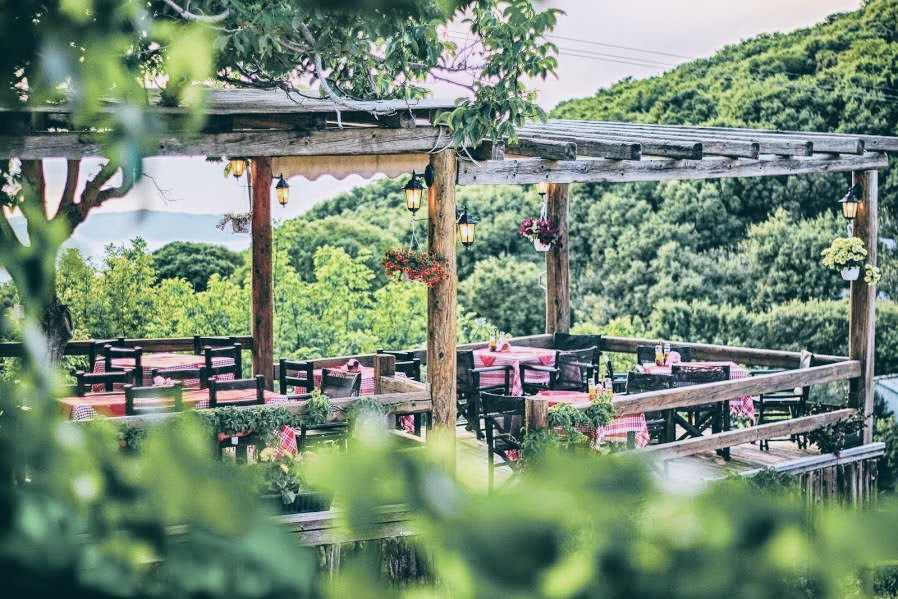 Gerekos mountain taverna