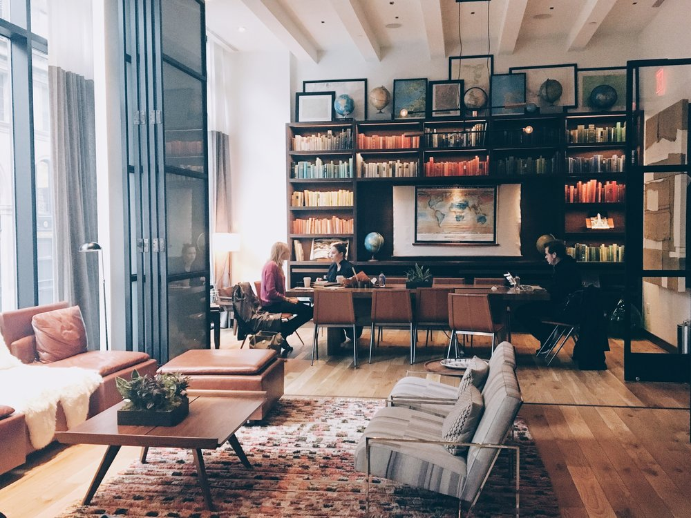 New York: The Arlo Nomad Hotel is your home away from home ...