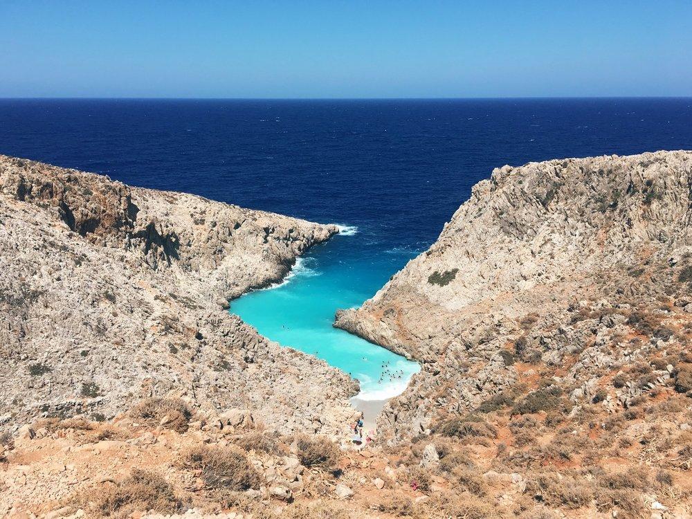 Crete    EXPLORE