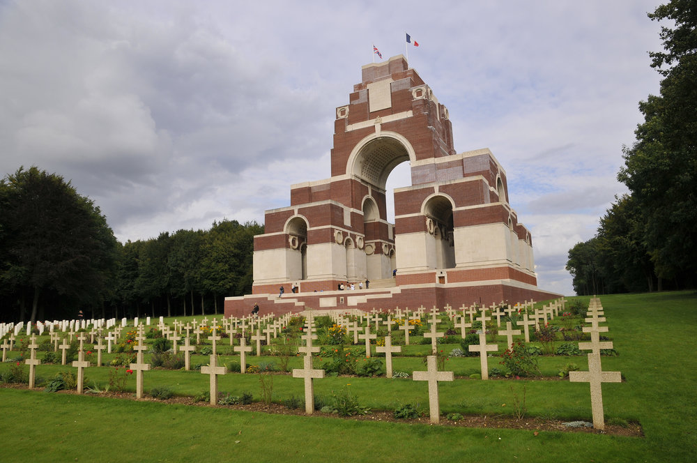 Thiepval - Somme, by martin_vmorris / Source:  Flickr