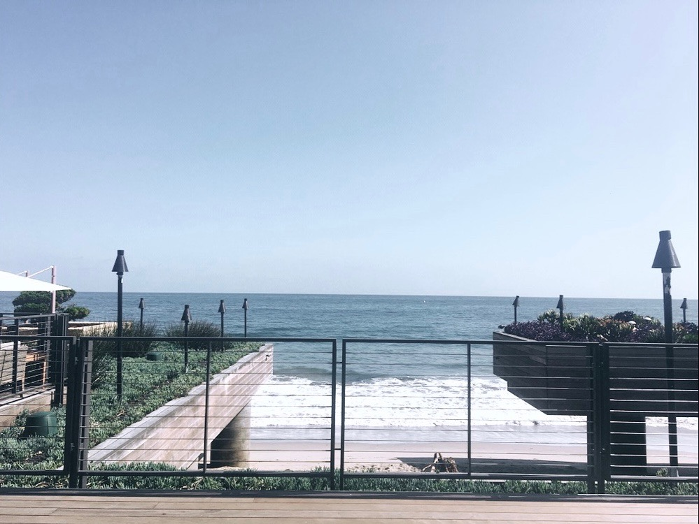 Nobu at Malibu Beach