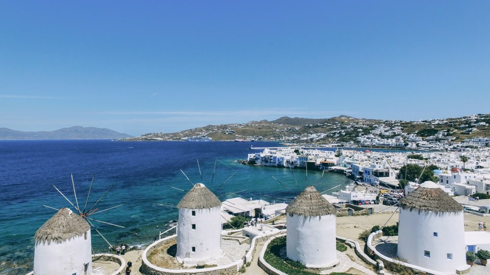 Mykonos - A place so close to heaven