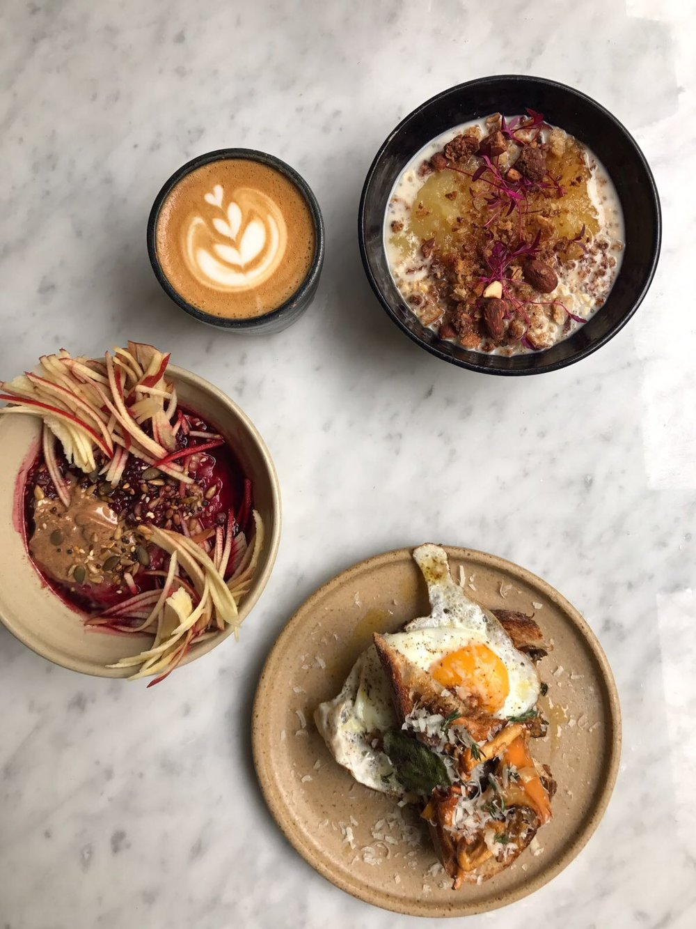 All sorts of delicious options at 26 grains