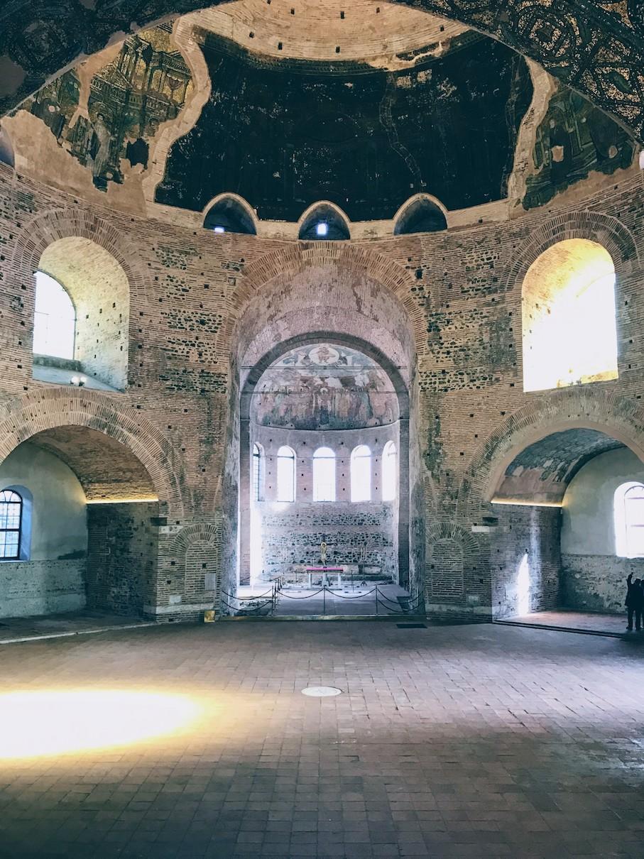 Indoors of Rotonda