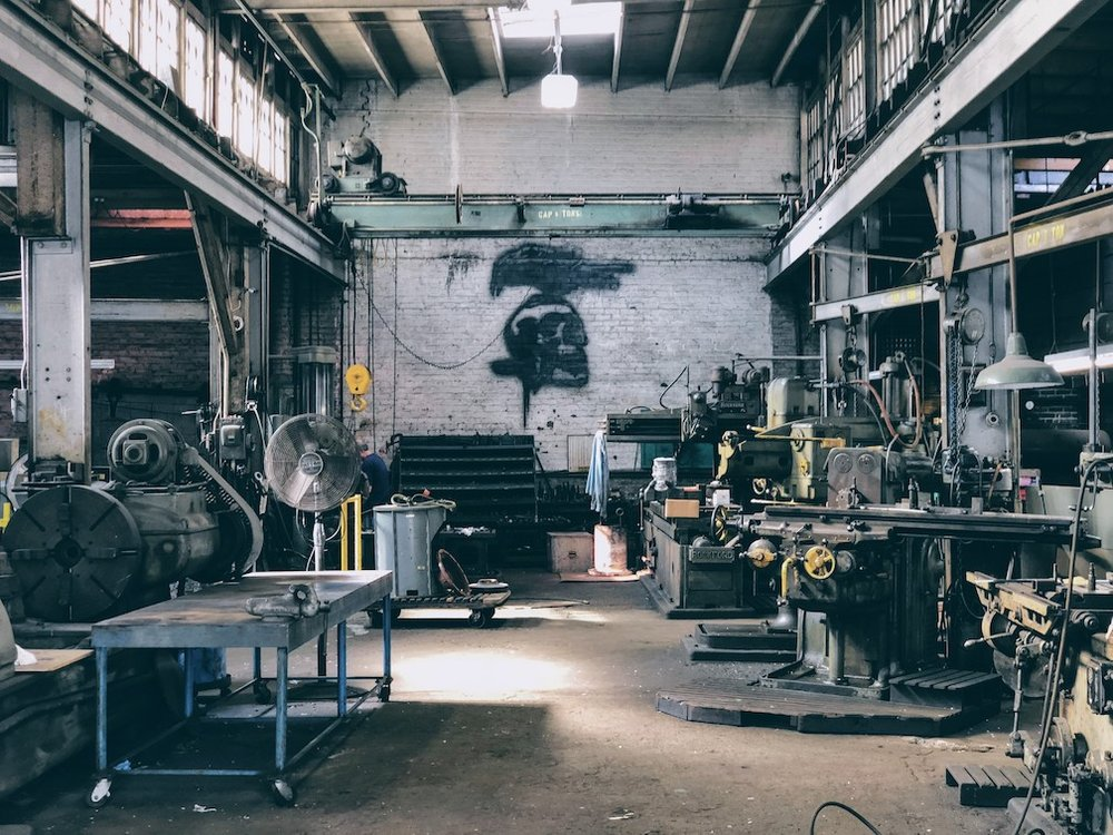 Warehouse District, New Orleans