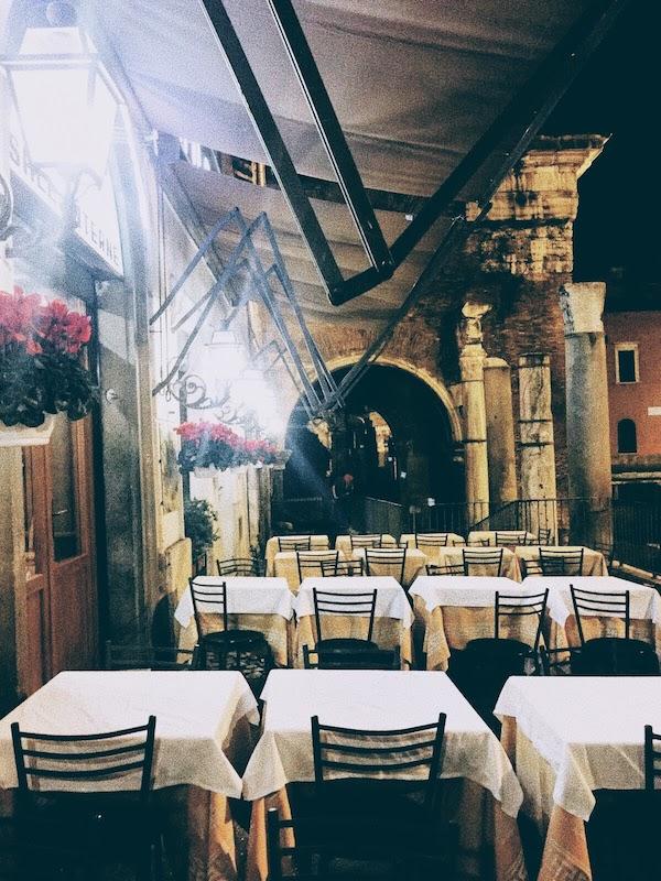 Da Giggetto, Rome