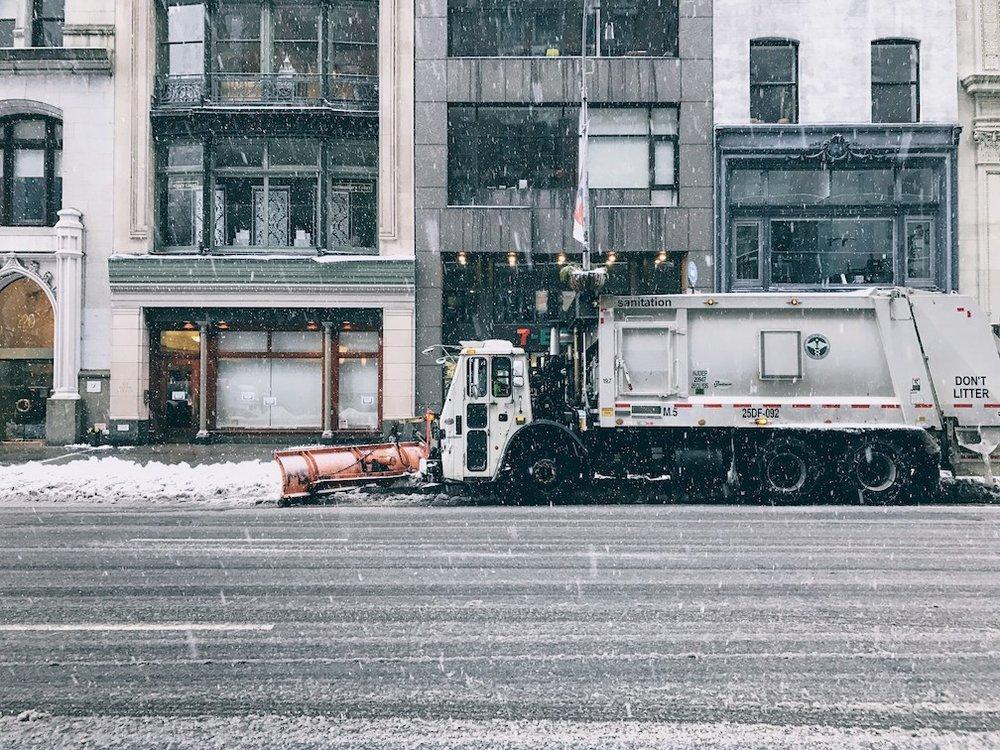 Flatiron District, New York