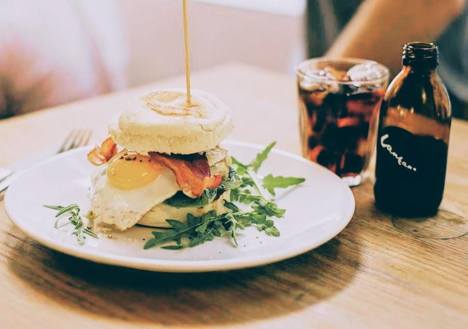 Lantana Cafe, London