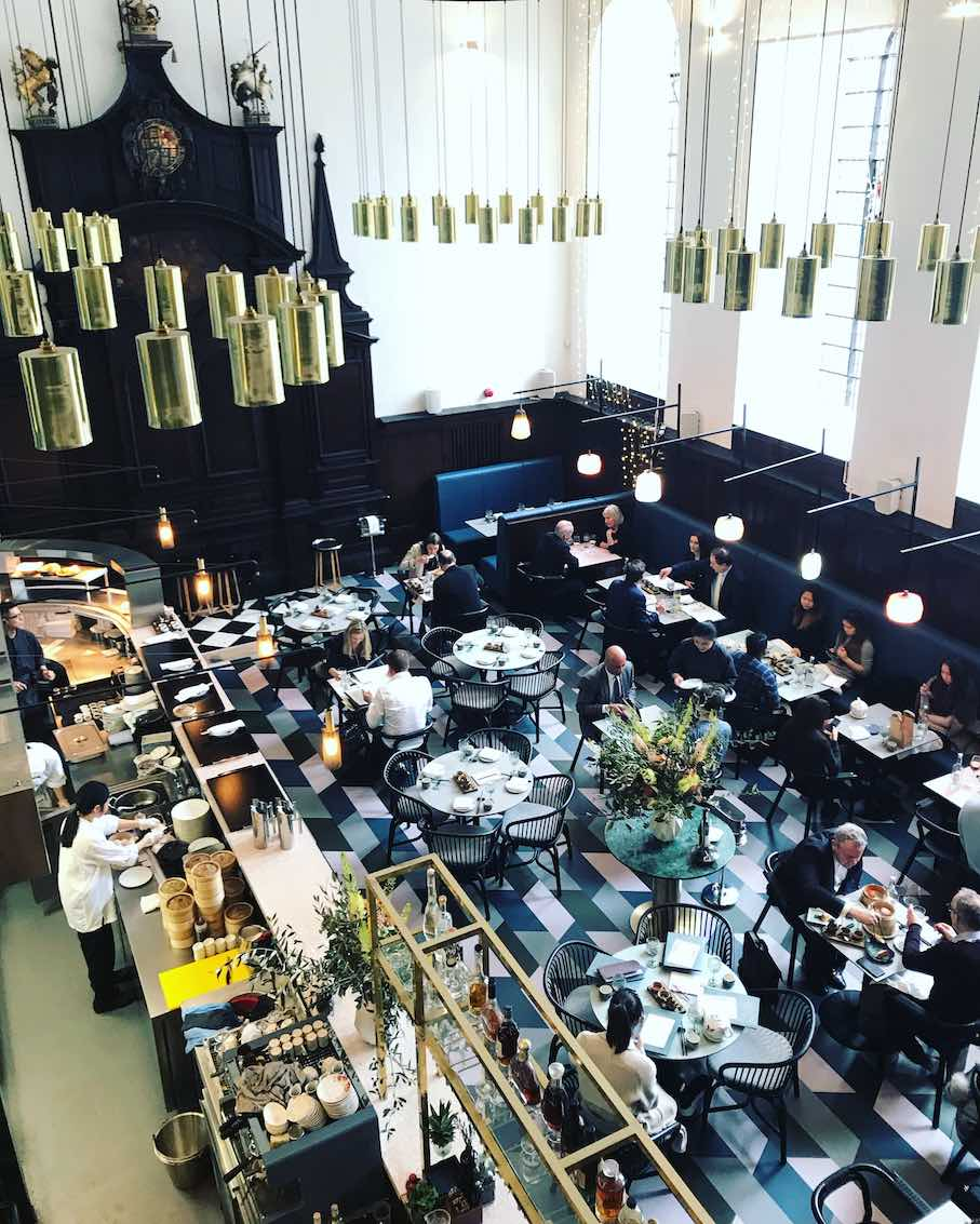 Duddell's, London