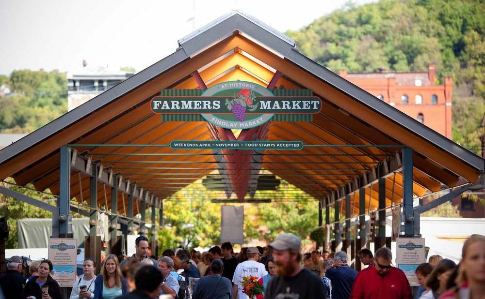 Farmer's Market at Findlay Market
