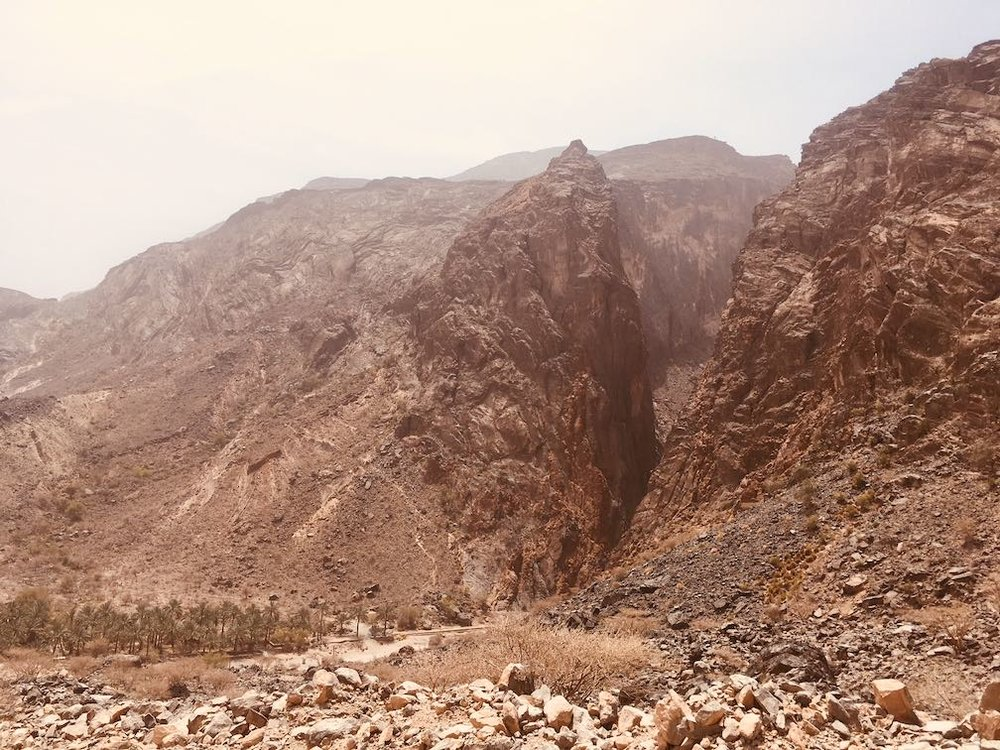 Oman, Middle East