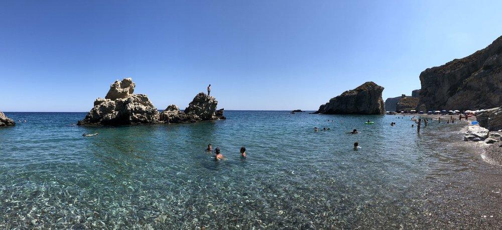Kaladi beach
