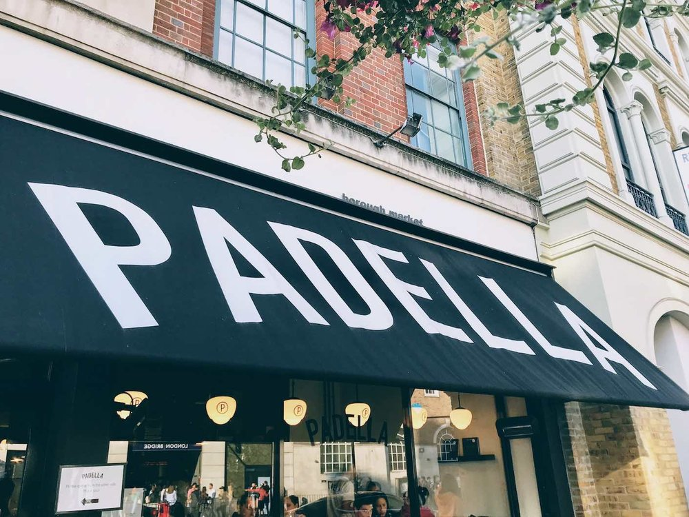 Padella, London