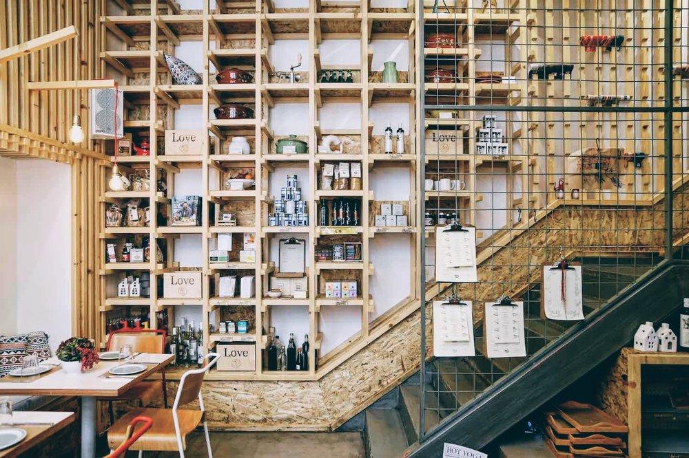 IT Restaurant, Athens