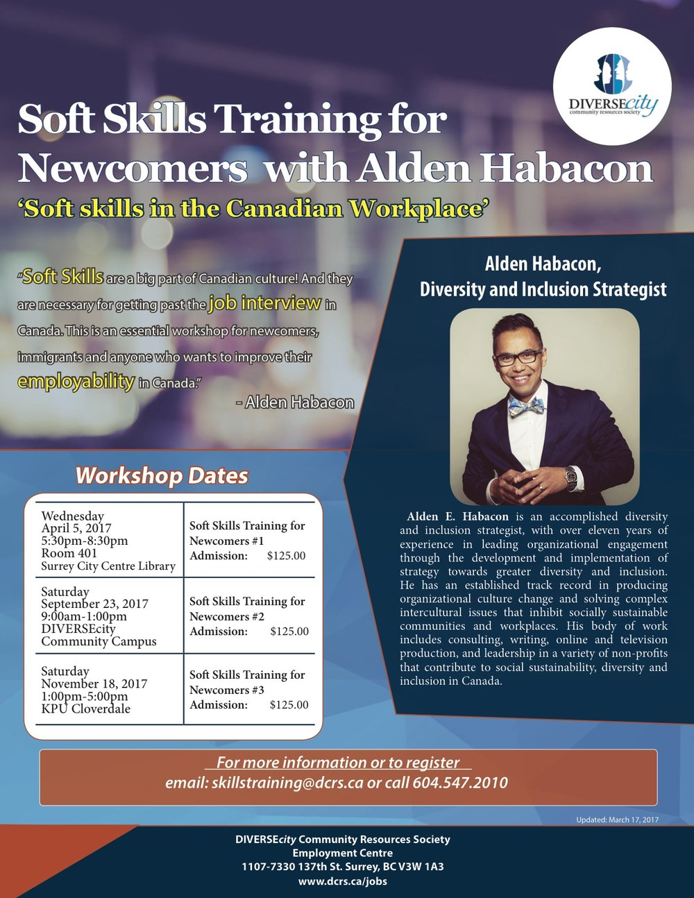 soft skills training for newcomers alden e habacon click on the above image for more information