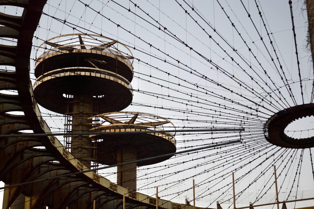 New York State Pavilion 1964 World's Fair