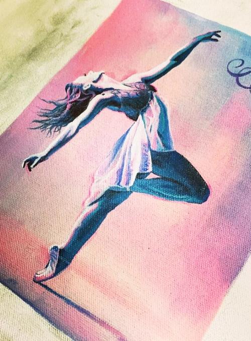 Dancer  Tote