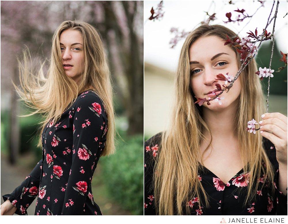 kirsi-renton wa portrait sesssion-cherry blossom-h&m dress-seattle photographer janelle elaine photography-22.jpg