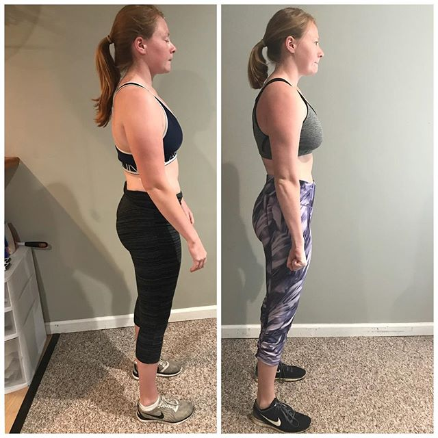 Leanne killed the 4 week challenge!  Flexforcetraining.com for your free session🔥