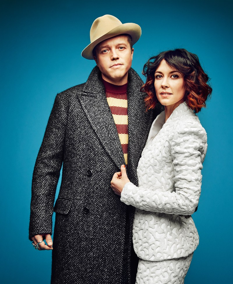 GQ Style Spring 2018  Jason Isbell & Amanda Shires  Photos: Robert Maxwell  Makeup: Brittney Head  Hair: Thomas Dunkin  Styling: Mobolaji Dawodu