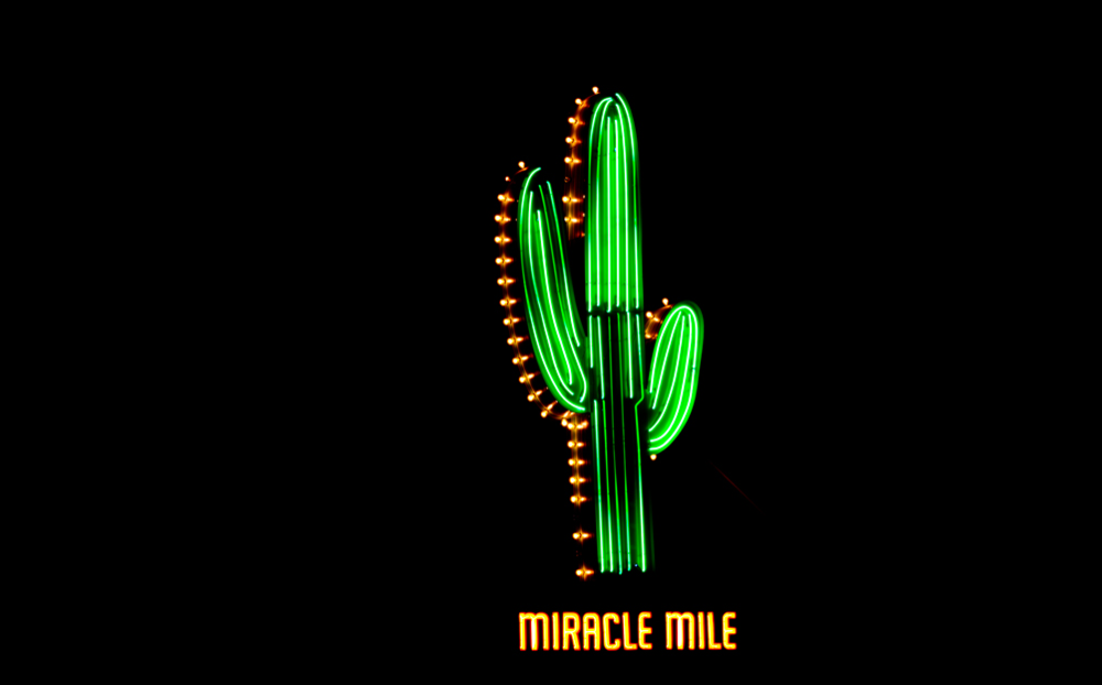 Miracle Mile (Forthcoming Publication Bitterzoet Magazine)