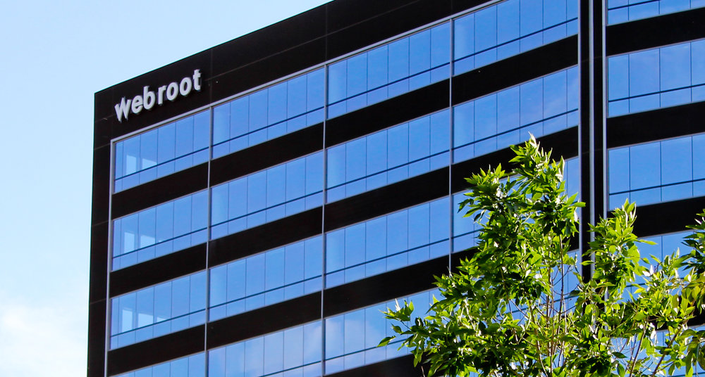 Webroot headquarters in Broomfield, CO