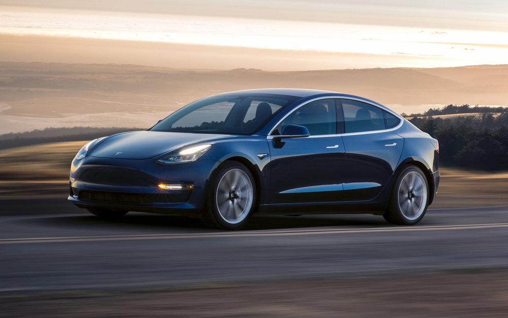 Source: Tesla | Model 3