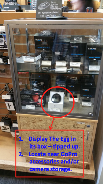 locate-the-egg-near-gopro-cameras-and-storage