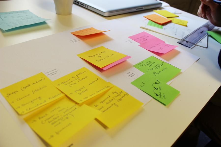 Initial brainstorm
