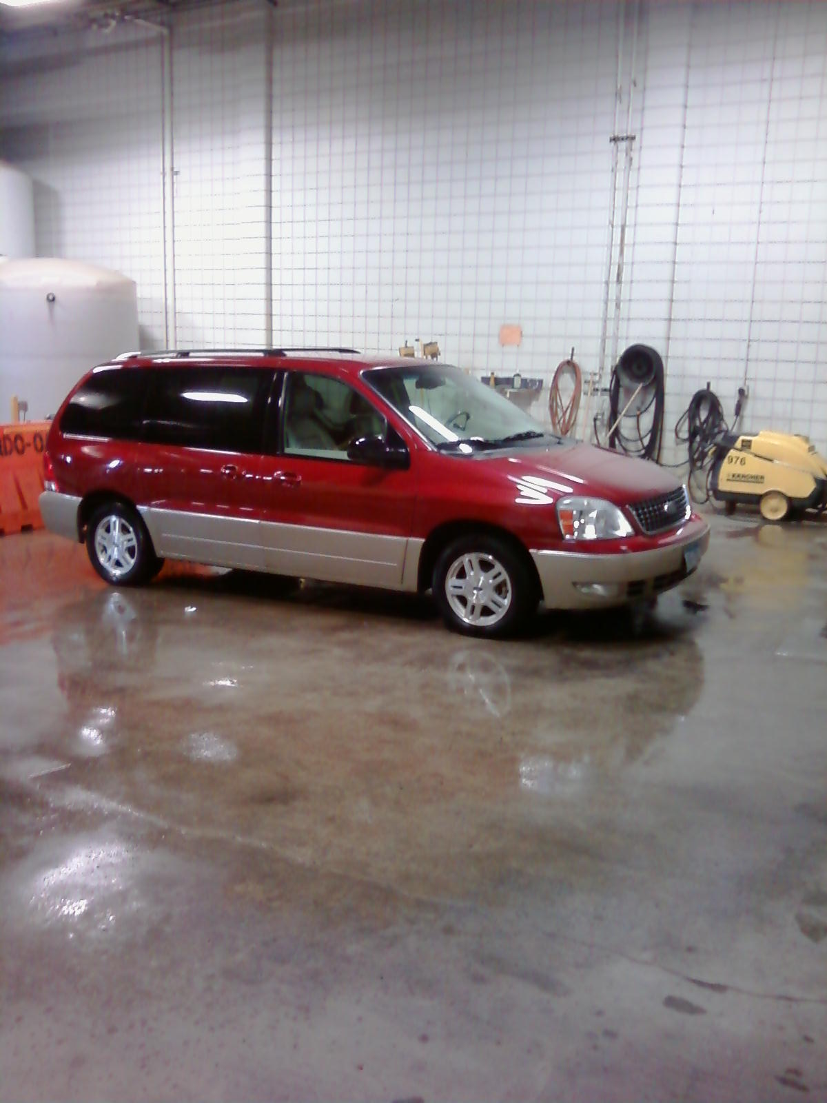 Good News Auto 2005 Ford Freestar Fuel Filter Location Sold