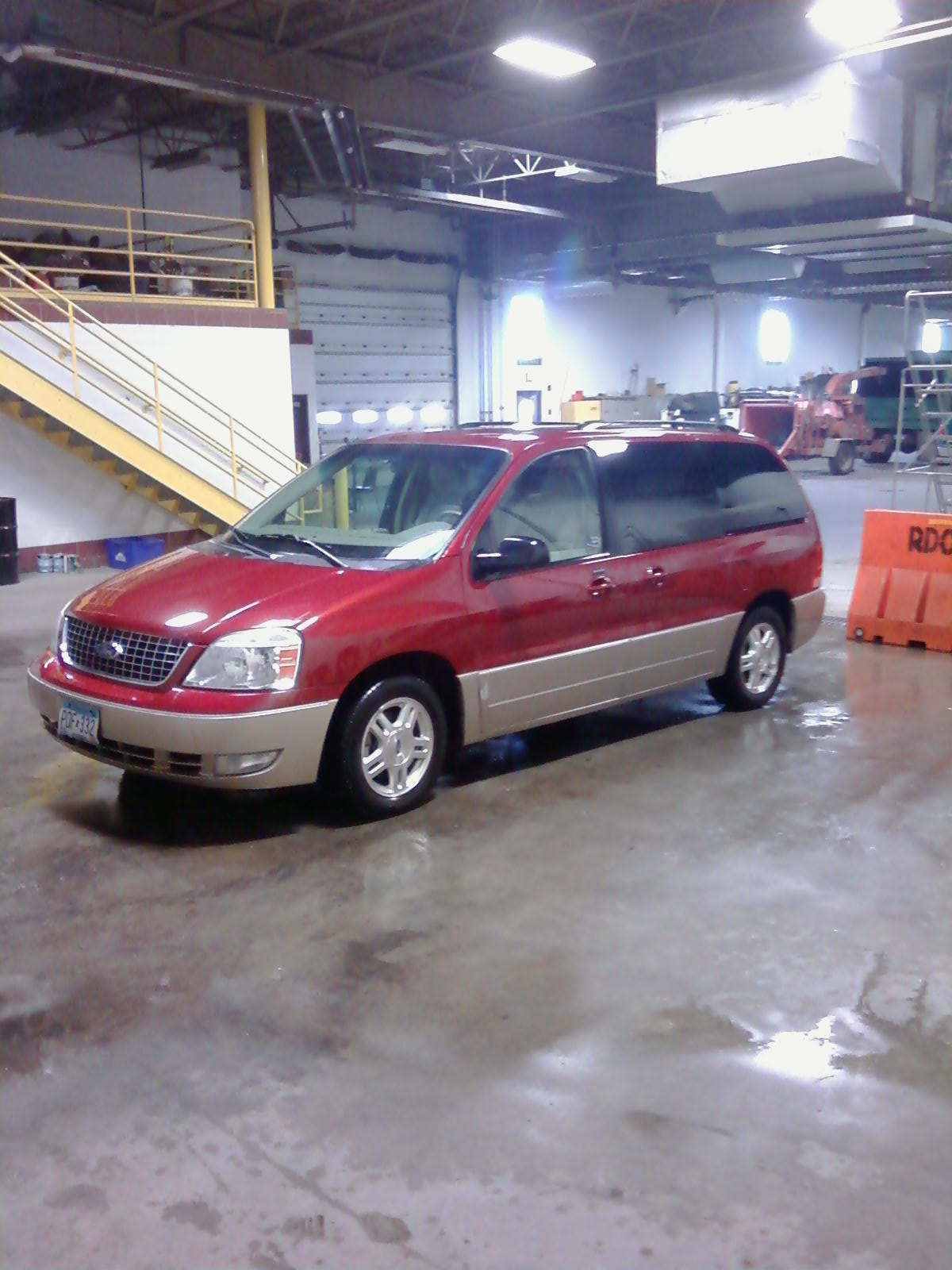 Good News Auto 2005 Ford Freestar Fuel Filter Location 132k New Battery Transmission 3 10 Regular Oil Changes Dvd Power Sliding Doors Leather Heated Seats 6 Disc Cd Changer