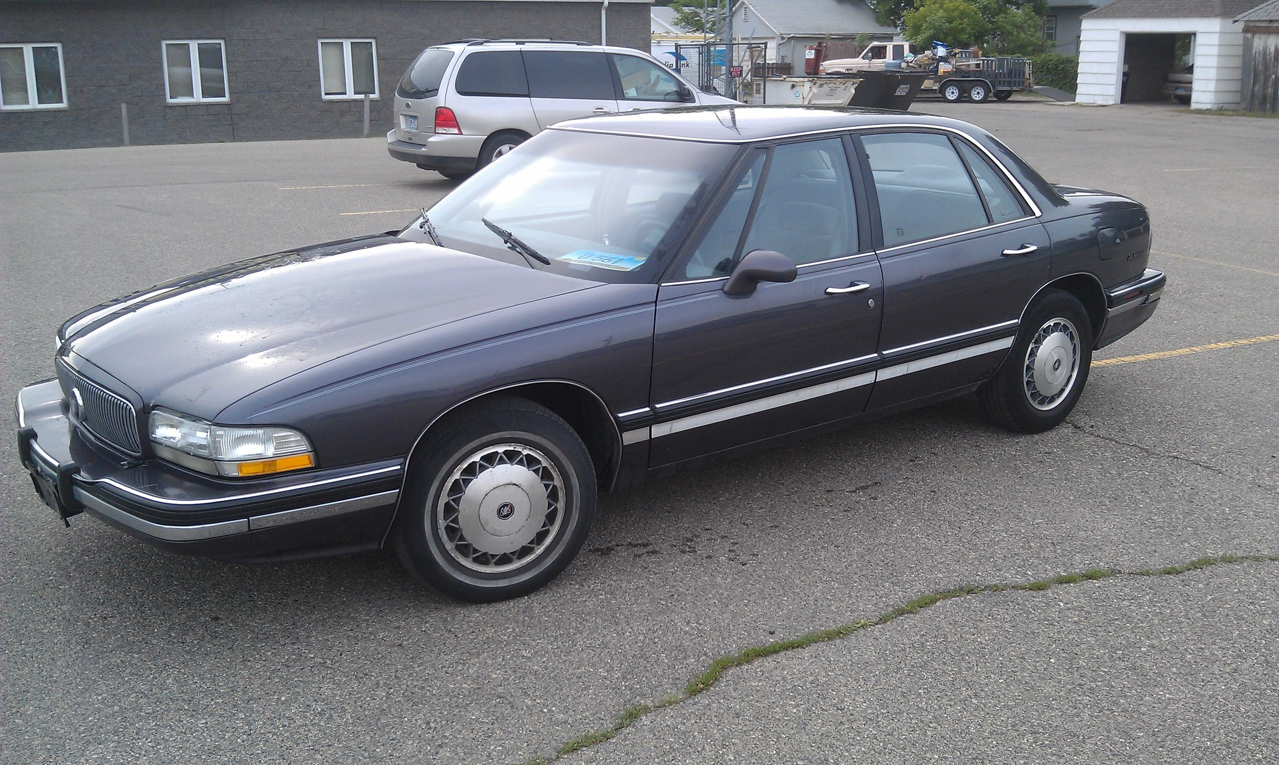 1993 buick lesabre-sold —