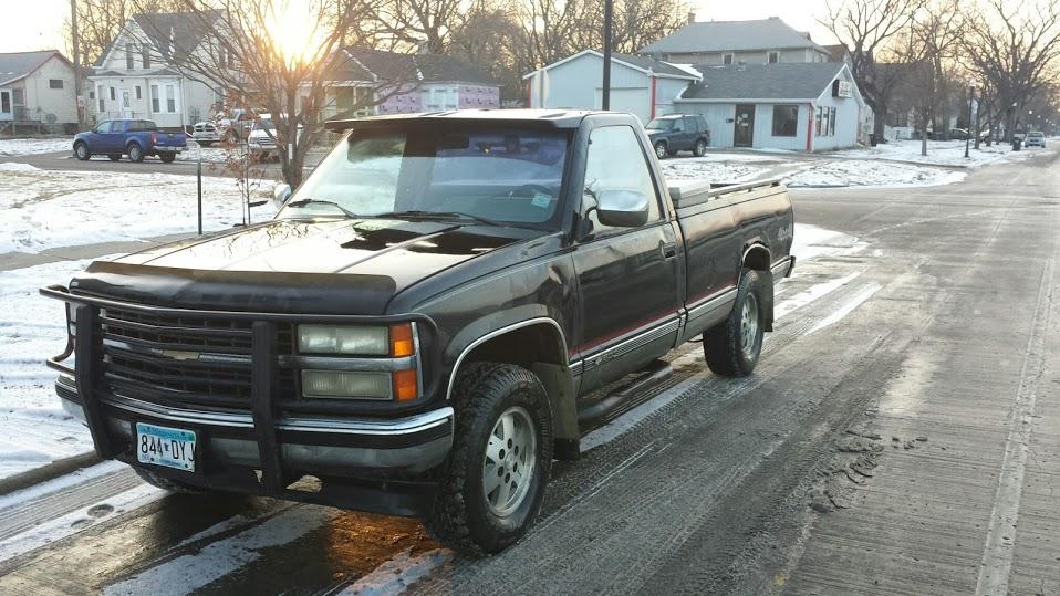 1990 chevy 1500 4x4 transmission